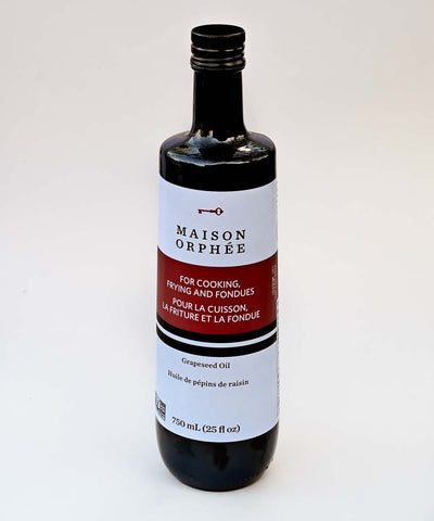Maison Orphée Grapeseed oil
