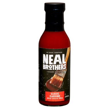 Neal Brothers Classic BBQ Sauce