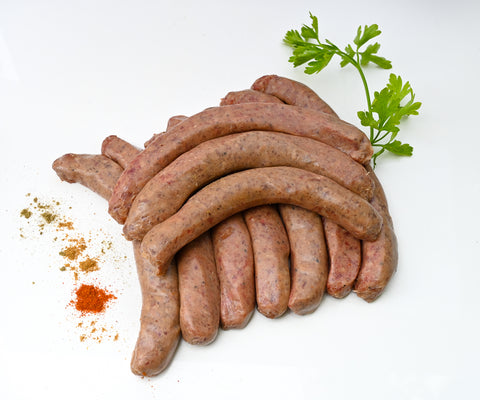 Oxford Beef Sausage
