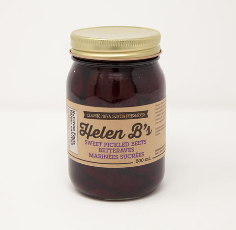 Helen B's Pickled Beets