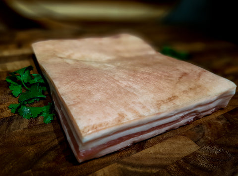 Skin-On Pork Belly