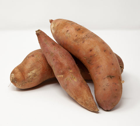 Spray-Free Sweet Potatoes