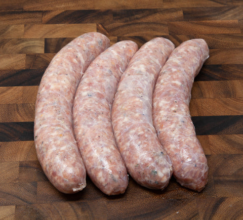 Apple Sage Sausage