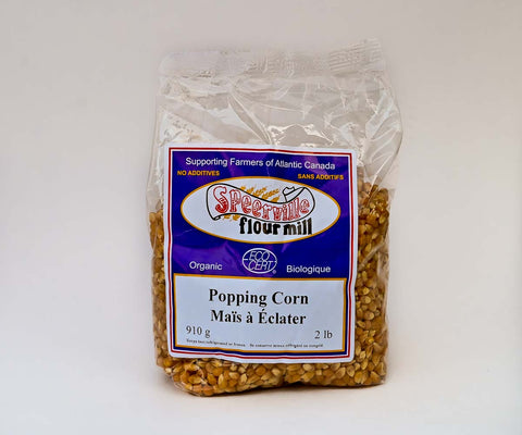 Speerville Organic Popping Corn