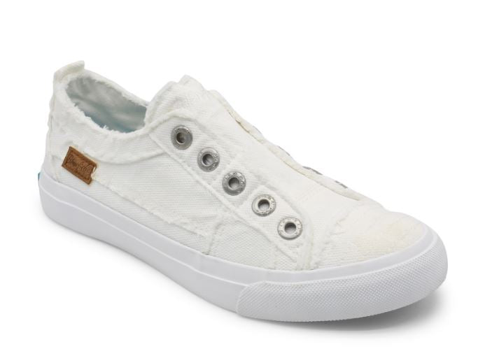 Blowfish Play White Sneaker