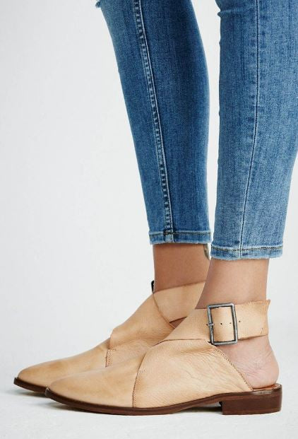 Free People Bryce Wrap Flat