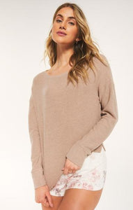 Z SUPPLY LONG SLEEVE LEILA RIB