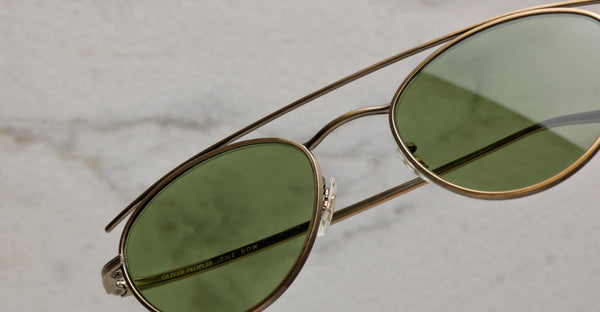 The Oliver Peoples | The Row Story