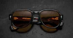 Jacques Marie Mage RedCloud DarkHavana Limited Edition sunglasses