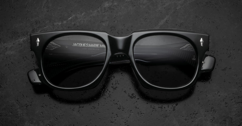 Jacques Marie Mage SantaFe Noir Limited Edition sunglasses