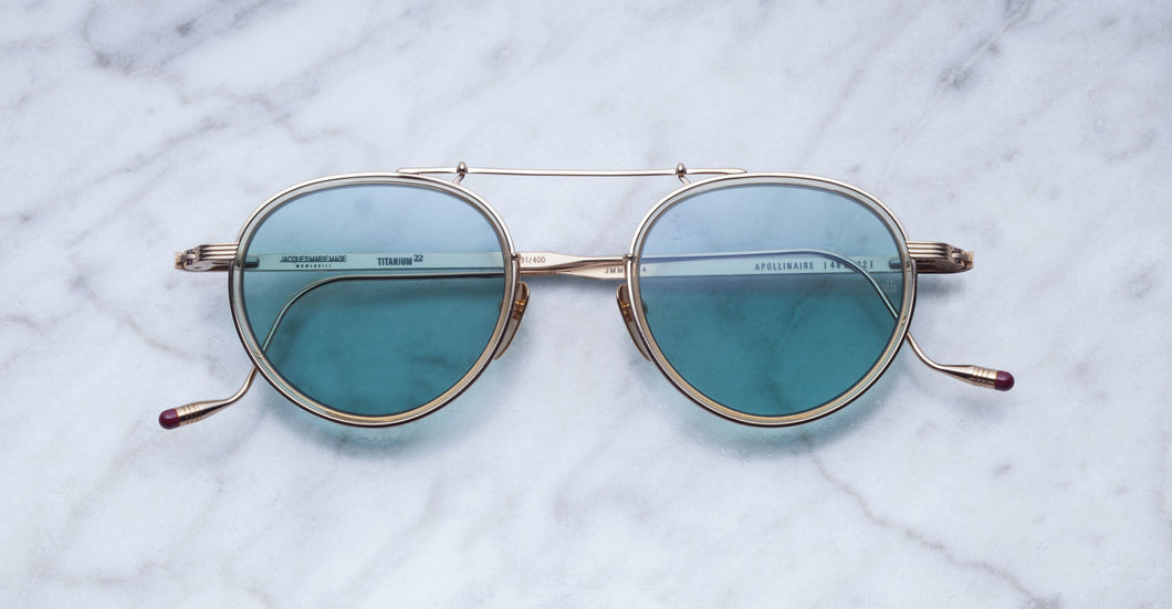 Jacques Marie Mage Apollinaire Altan Limited Edition Sunglasses