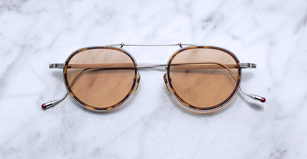 Jacques Marie Mage Apollinaire Antique Limited Edition Sunglasses