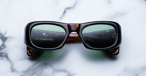 Jacques Marie Mage Ari DarkHavana Limited Edition Sunglasses