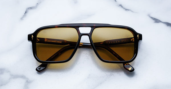 Jacques Marie Mage Felson DarkHavana Limited Edition Sunglasses
