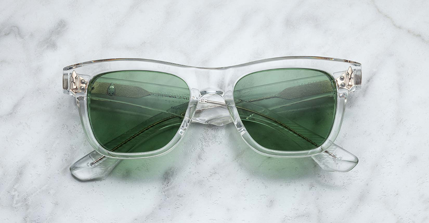 Jacques Marie Mage Fitzgerald Clear2 Limited Edition Sunglasses