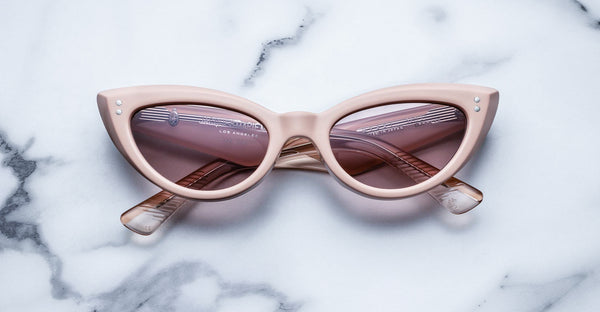 Jacques Marie Mage Heart Nude Limited Edition Sunglasses