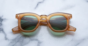 Jacques Marie Mage Loewy Marigold Limited Edition sunglasses
