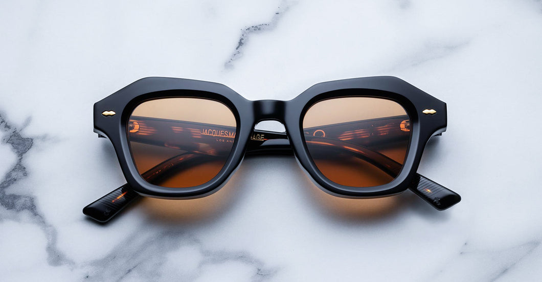 Jacques Marie Mage Schindler Noir Limited Edition sunglasses