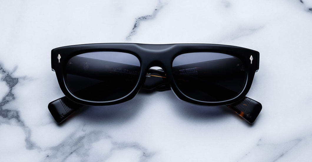Jacques Marie Mage WhiteLight Noir Limited Edition sunglasses