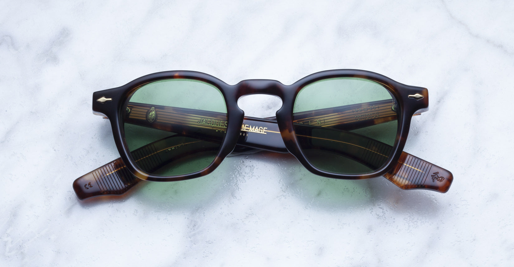Jacques Marie Mage Zephirin Havana4 Limited Edition sunglasses