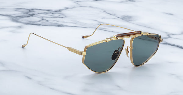 Jacques Marie Mage 1962 Gold Limited Edition Sunglasses