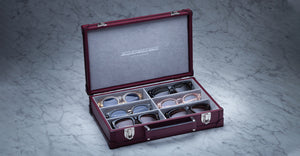 CUSTOM EYEWEAR BRIEFCASE