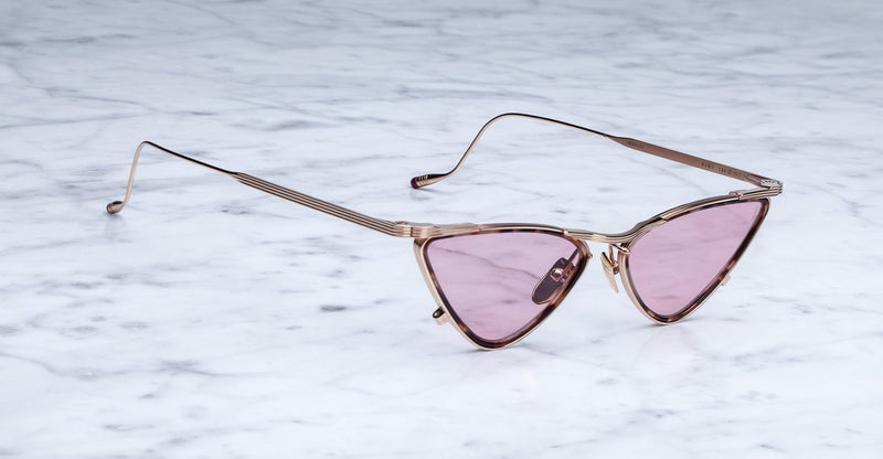 Jacques Marie Mage Niki Nude Limited Edition sunglasses
