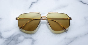 Jacques Marie Mage Jagger Gold Limited Edition sunglasses