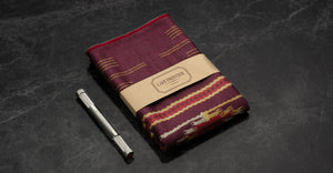 Jacques Marie Mage Softcase hand woven limited edition