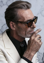 Load image into Gallery viewer, Jacques Marie Mage Laramie DarkHavana Limited Edition sunglasses