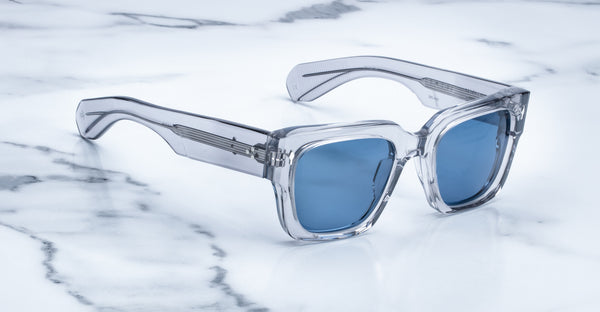 Jacques Marie Mage Enzo Frost Limited Edition Sunglasses
