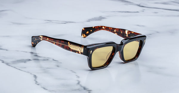Jacques Marie Mage Fellini DarkHavana Limited Edition Sunglasses