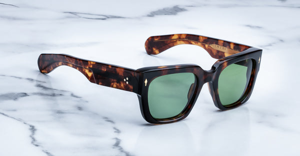 Jacques Marie Mage Enzo Havana4 Limited Edition Sunglasses