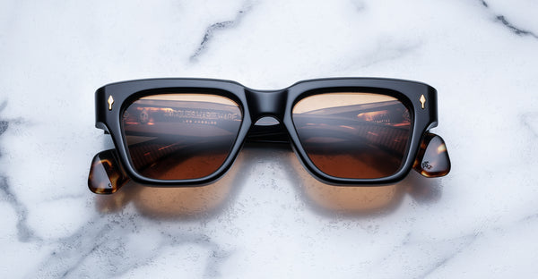 Jacques Marie Mage Fellini Noir Limited Edition Sunglasses