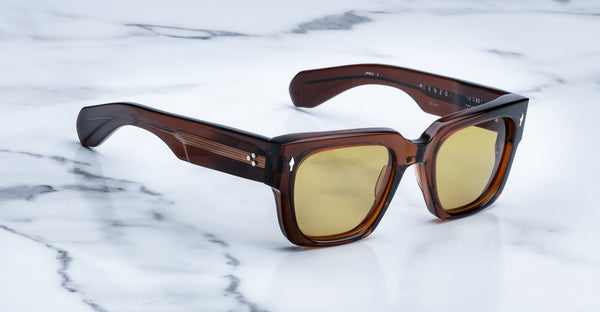 Jacques Marie Mage Enzo Hickor Limited Edition Sunglasses