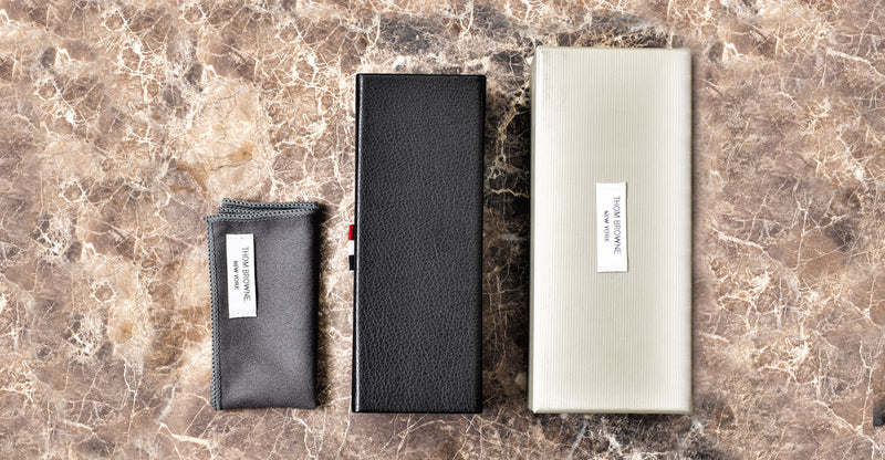 Thom Brown sunglasses case