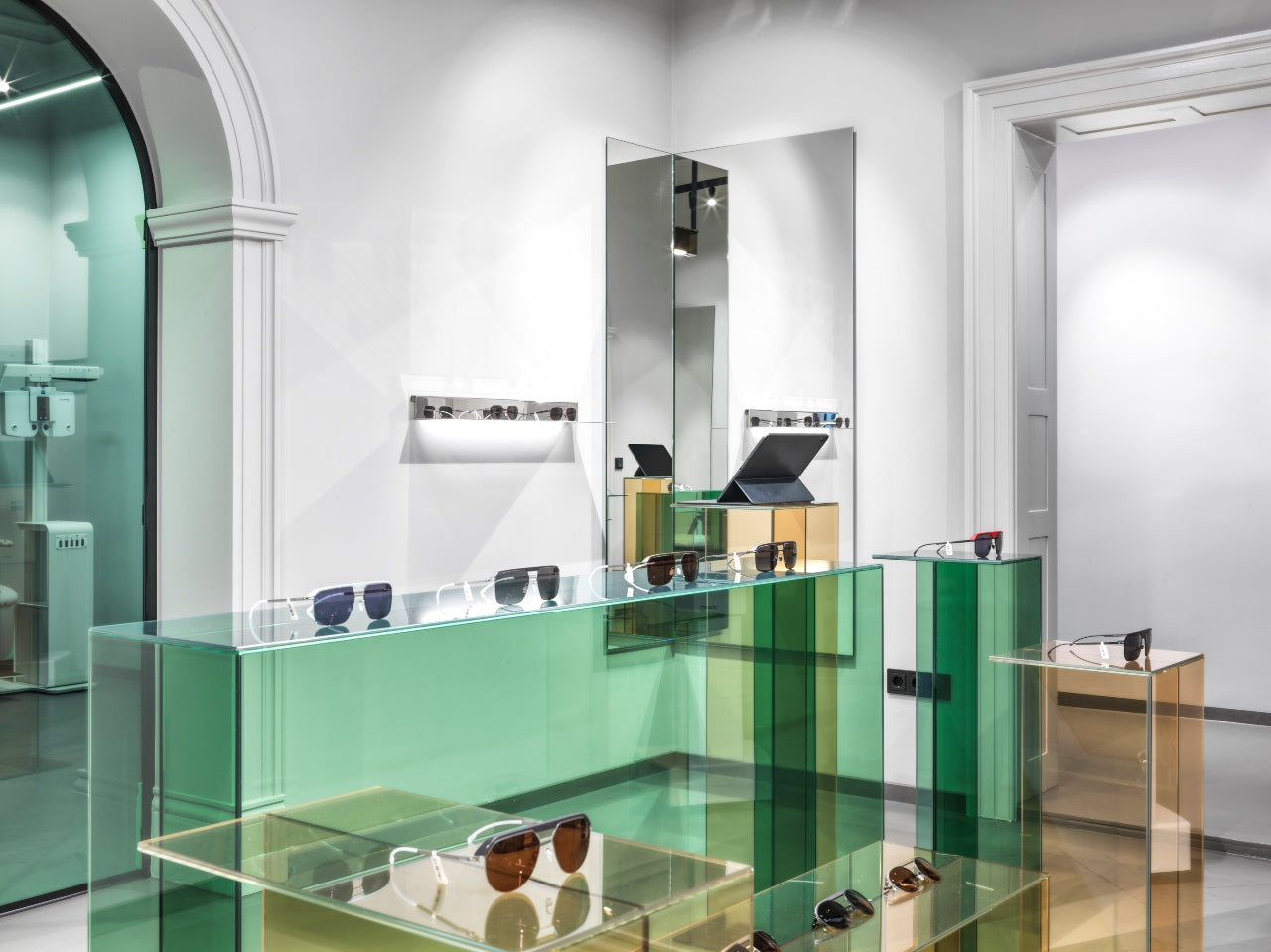 Mykita Store München Jacques Marie Mage