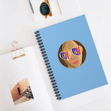 Load image into Gallery viewer, Love Spiral Notebook