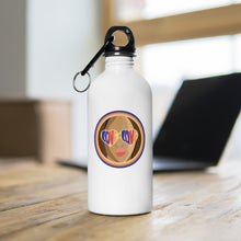 Load image into Gallery viewer, Love Stainless Steel Water Bottle