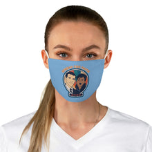 Load image into Gallery viewer, Joe & Kamala Fabric Face Mask