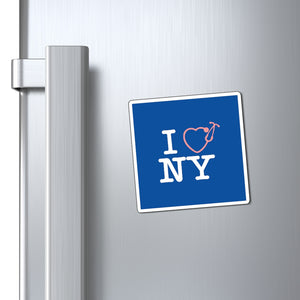 I Love NY Magnets