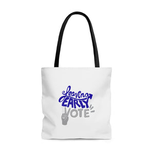 Leaving Early To Vote Tote