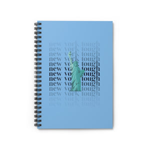 New York Tough Notebook