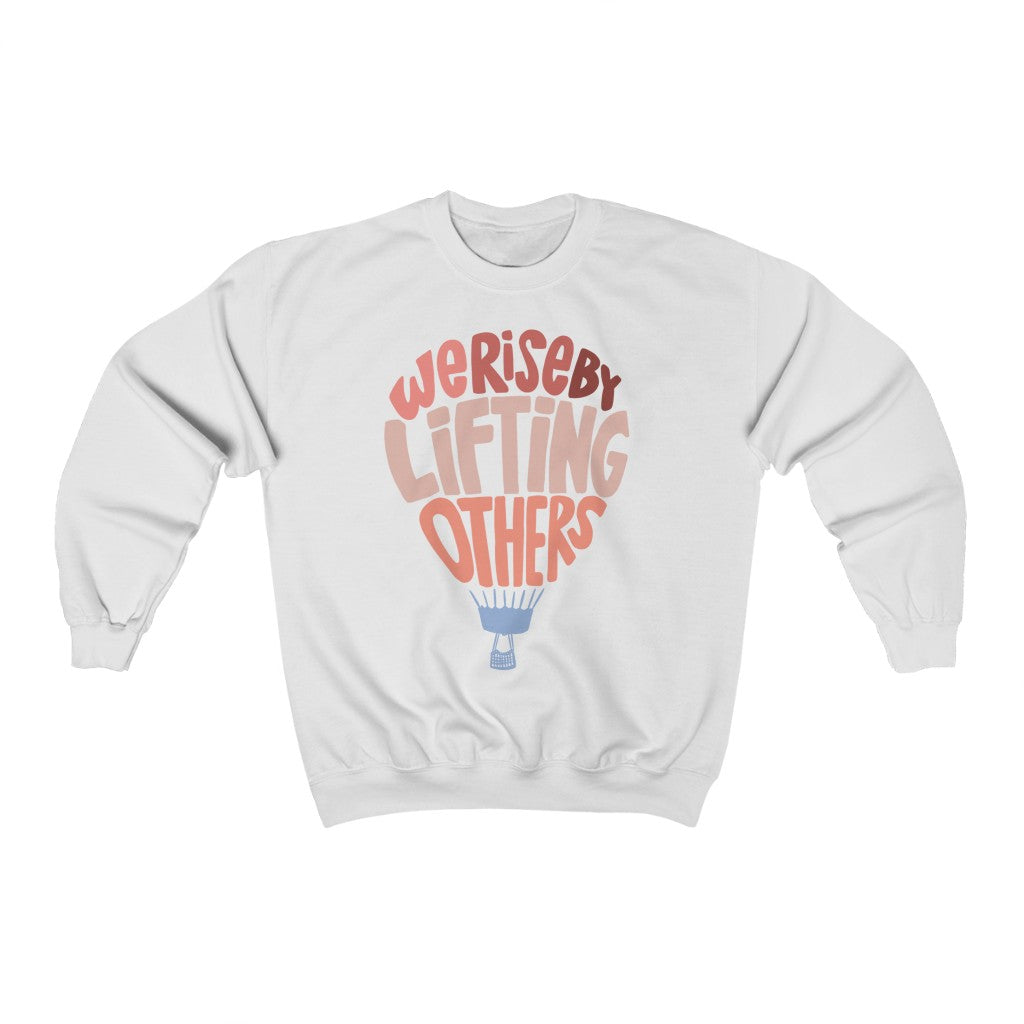 We Rise Crewneck Sweatshirt