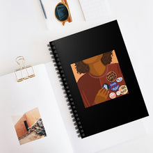 Load image into Gallery viewer, Stand Spiral Notebook
