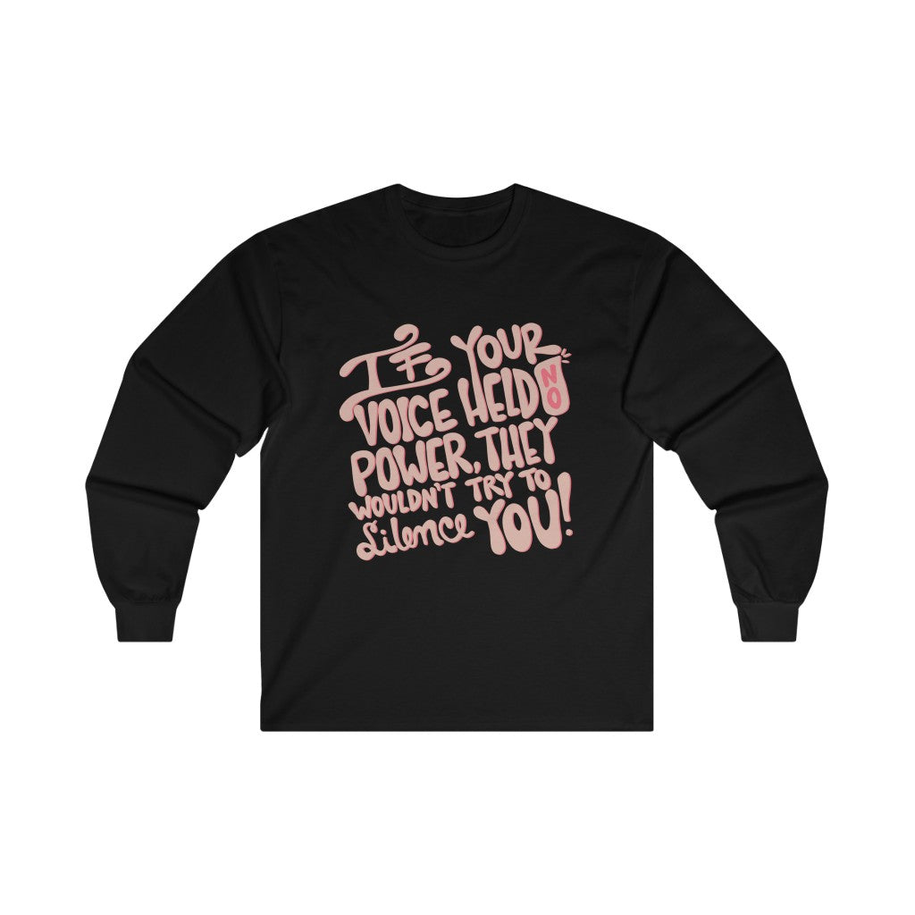 Voice Long Sleeve Tee
