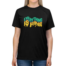 Load image into Gallery viewer, Everything Is Fine Unisex Triblend Tee