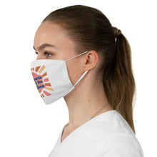 Load image into Gallery viewer, We Get the Job Done Fabric Face Mask