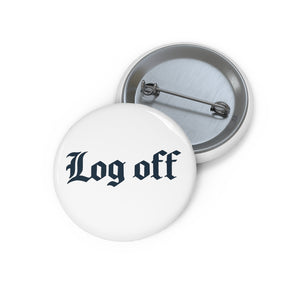 Log Off Pin