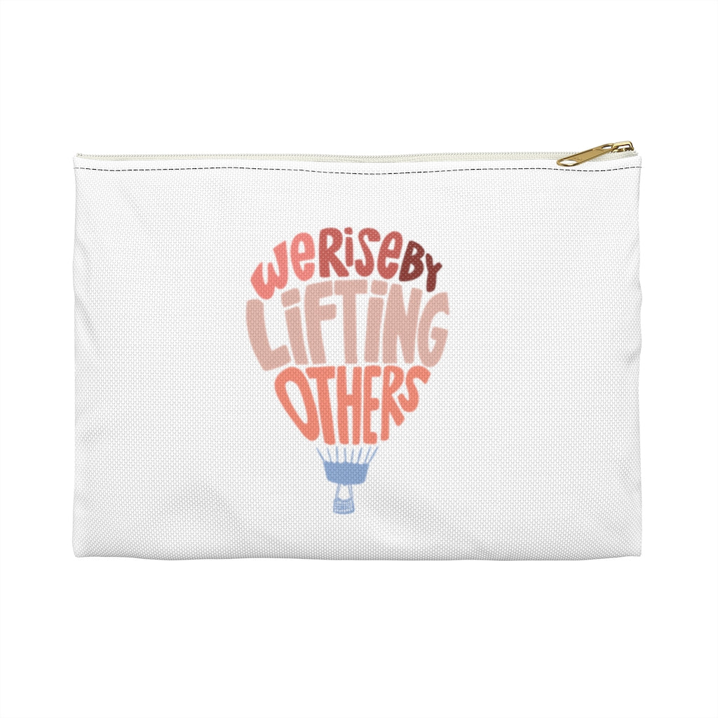 We Rise Accessory Pouch